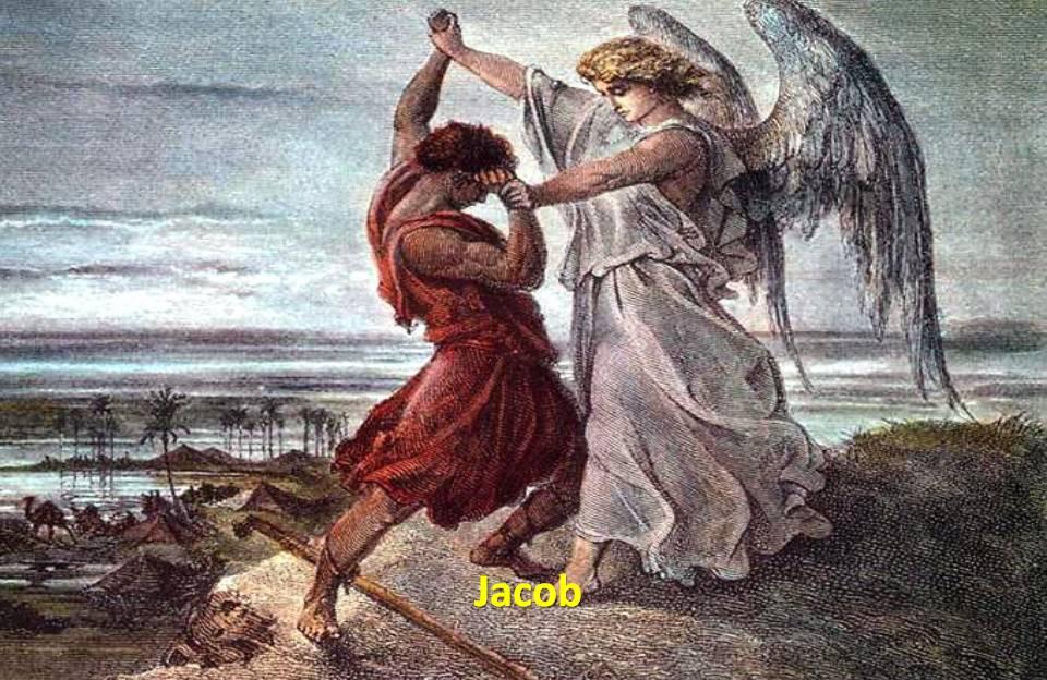 Jacob at Penuel