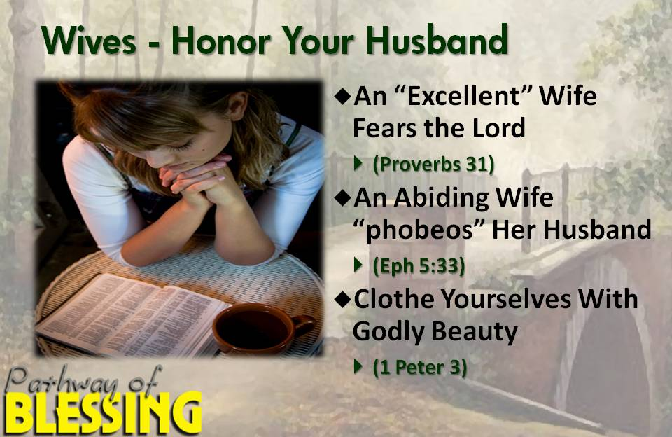wives-honor-your-husband