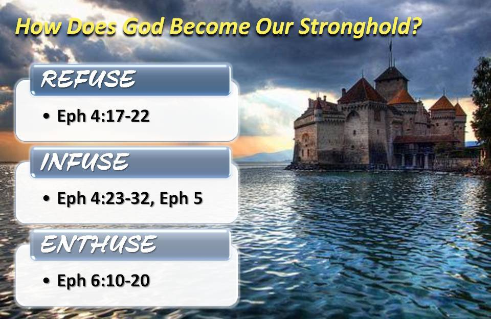 Light the Fuse God Stronghold