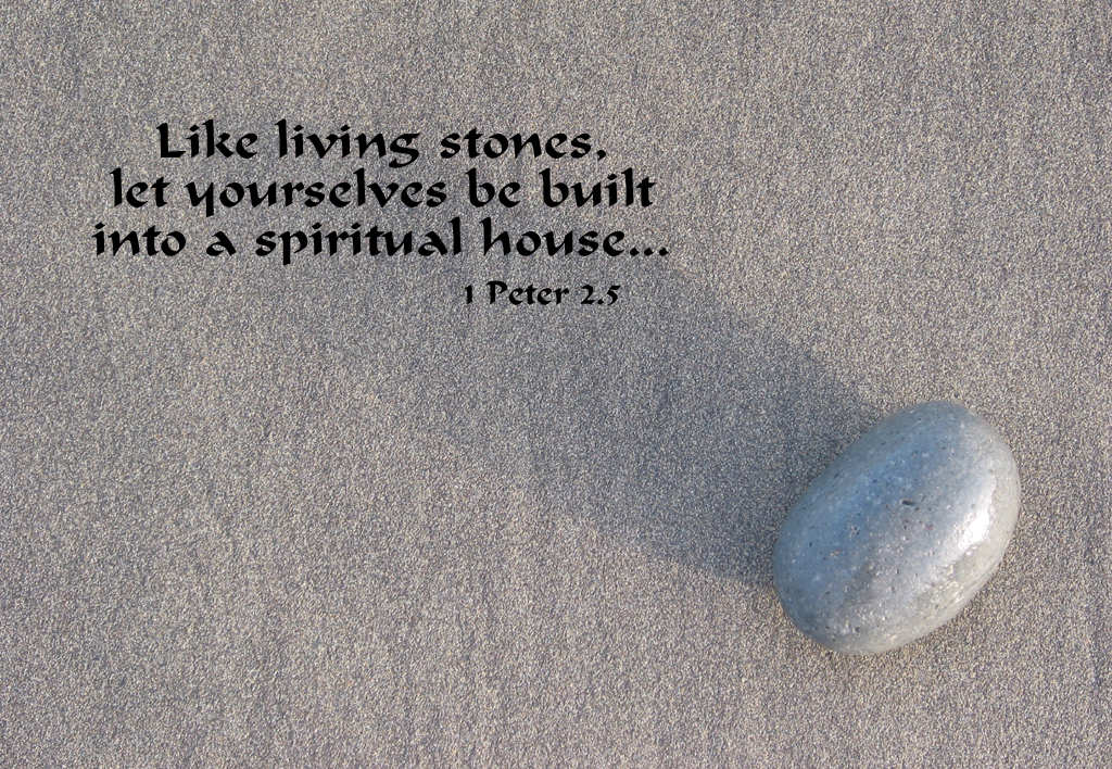 Church made of Living Stones