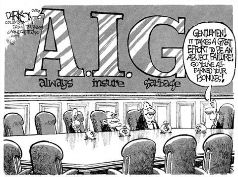 AIG Bailout and Bonuses