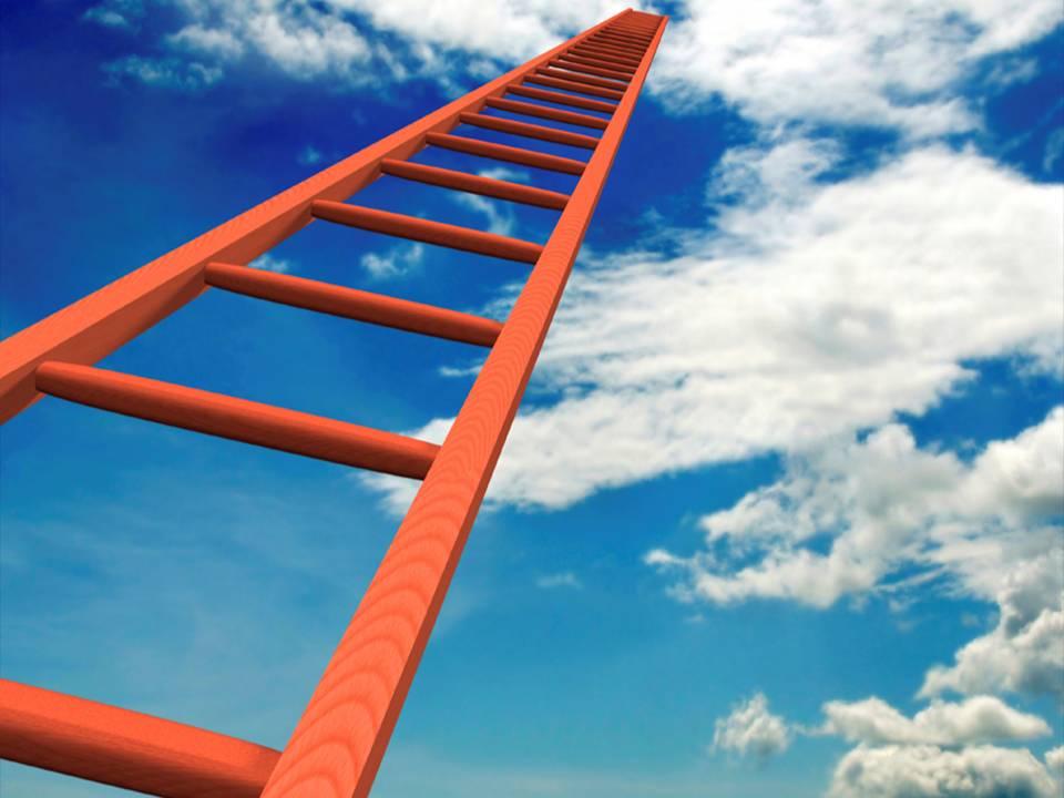 Climb the Ladder to Heaven