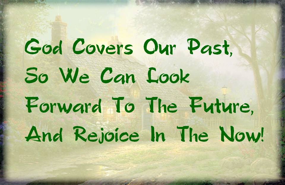 God Rejoices in the Now
