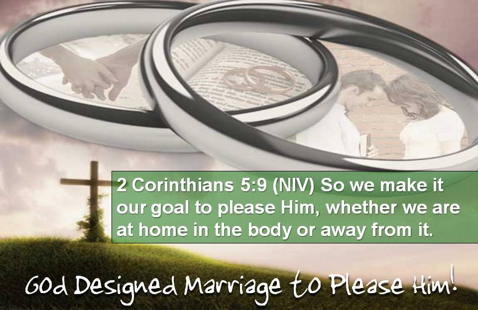 Marriage Pleases God