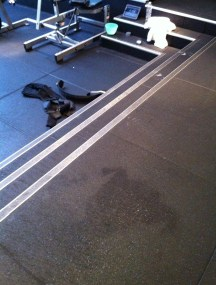 Sweat Printed Floor