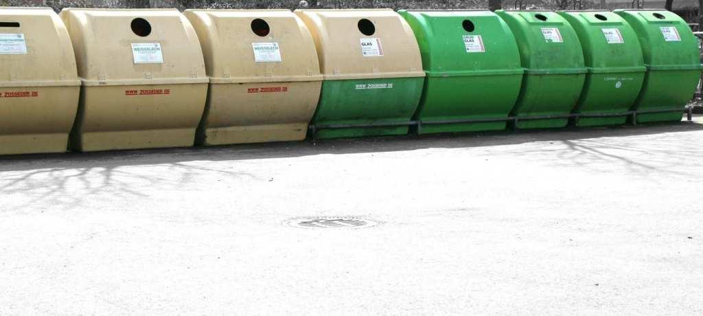 Мусор переработка отходов