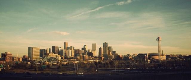 Denver Skyline (1)