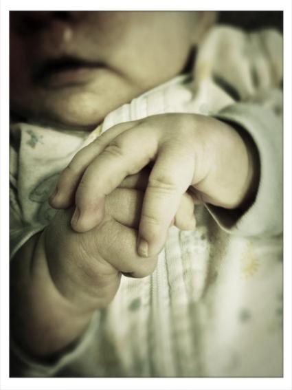 Samuel hands