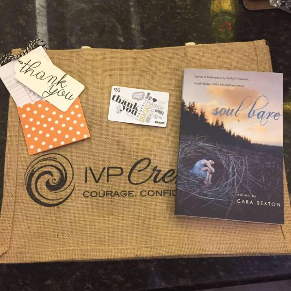 Soul Bare, IVP books