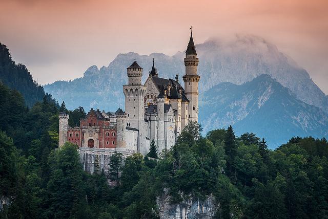 Fairytale castle - Image by Raico Bernardino Rosenberg