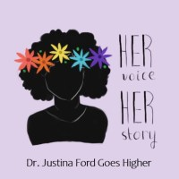 Dr. Justina Ford Goes Higher
