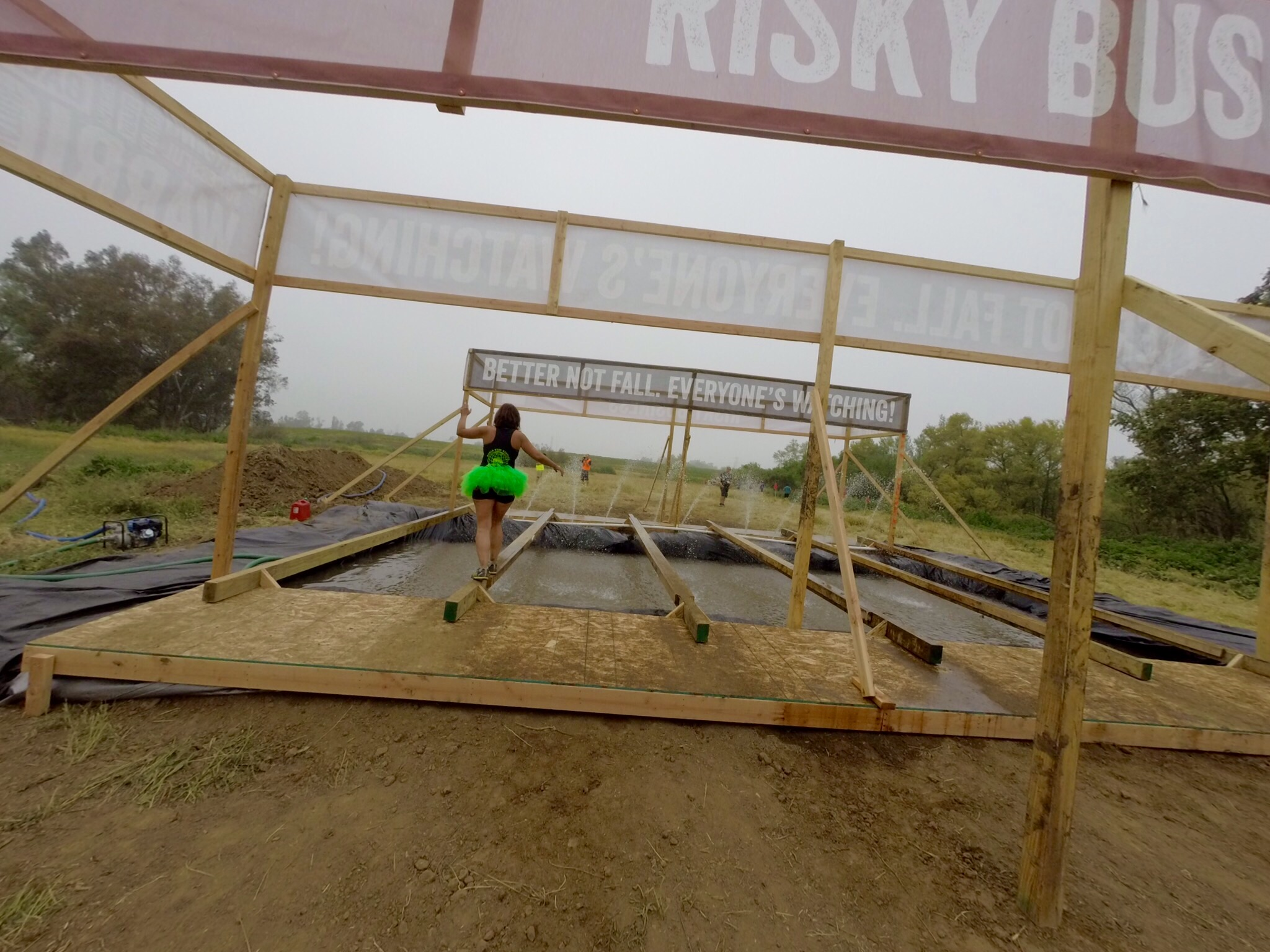 Race Recap Warrior Dash SoCal  Are They Even Trying