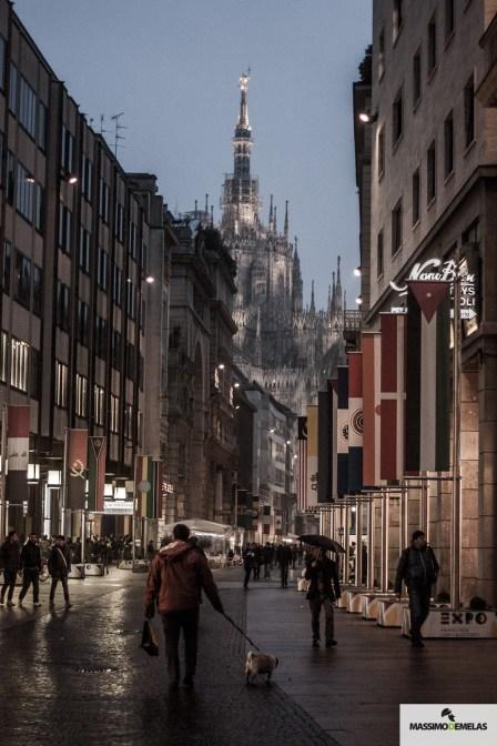 Milano - Corso Vittorio EmanueleMilano - Corso Vittorio Emanuele