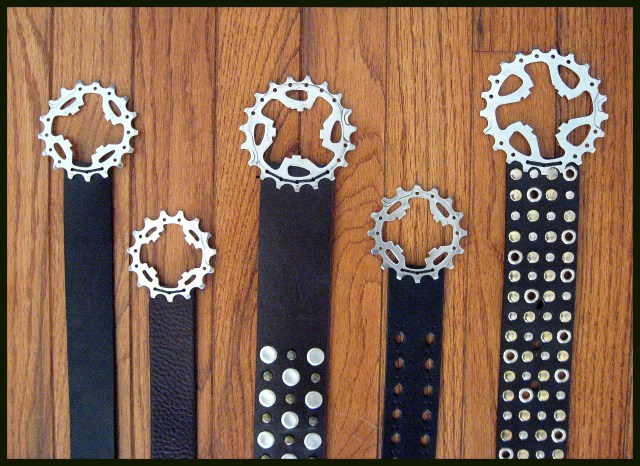 GearHead Belt Examples
