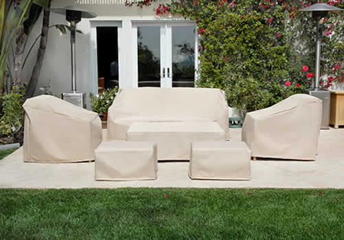 Fundas para muebles de jardin  muebles de jardin