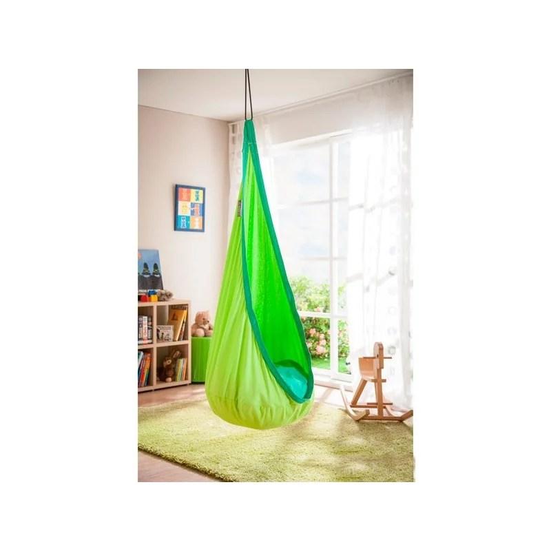 Hamaca nido para nios verde Joki