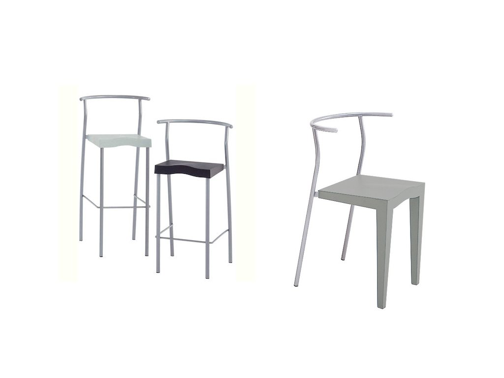 Kartell Muebles Silla Mr Impossible Kartell Muebles