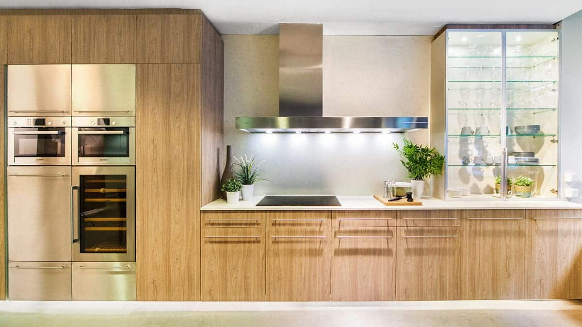 Muebles De Madera Cocina