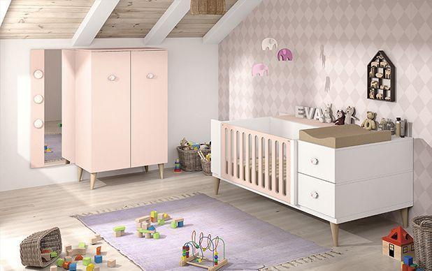 la habitacin del beb pautas para pintarla del color adecuado