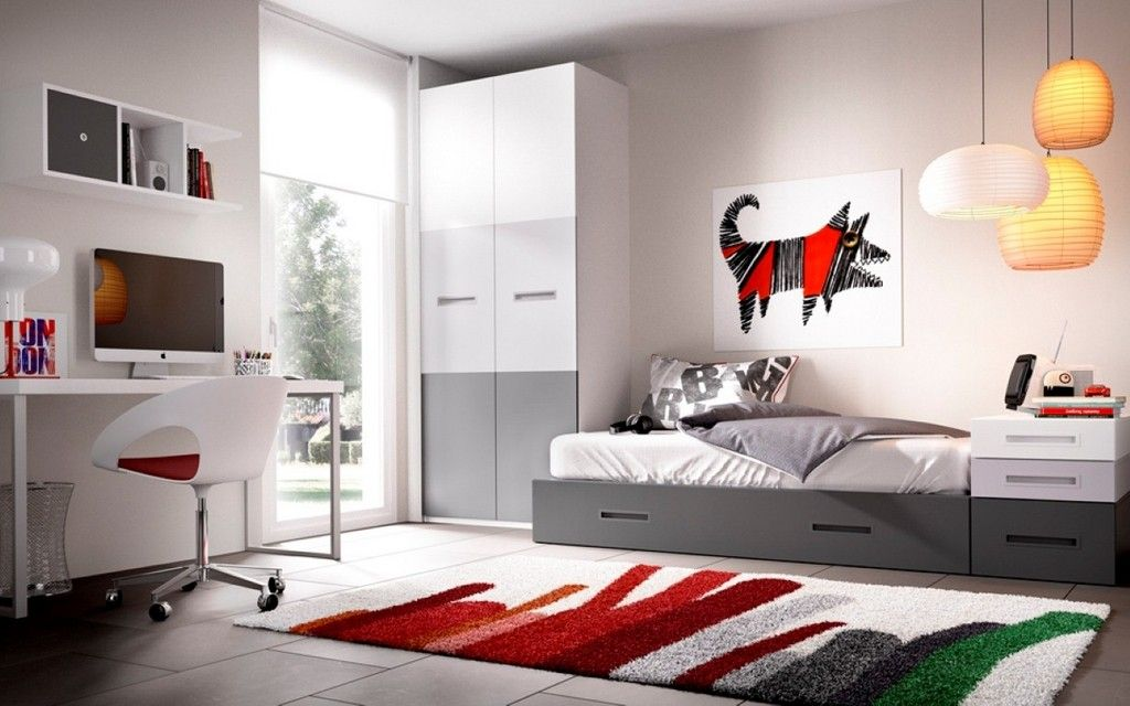Tipos de habitaciones juveniles  Muebles Fran Barcelona