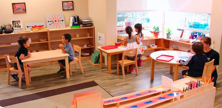 Mtodo Montessori decoracin de habitaciones infantiles