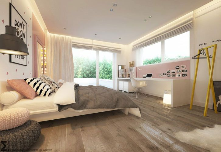Ideas para mejorar habitaciones para adolescentes