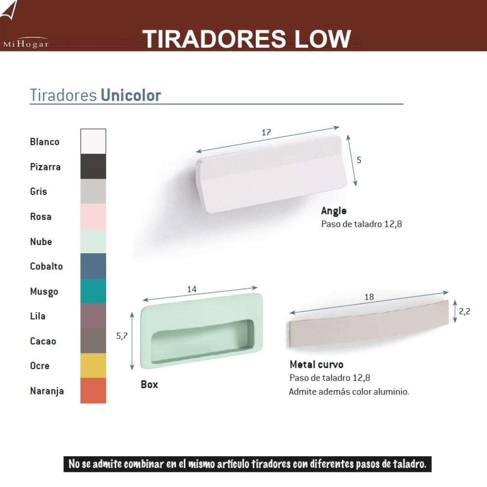 TIRADORES-LOW
