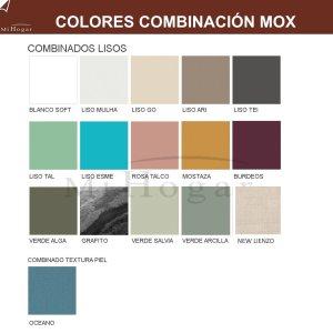 colores combinación dormitorios mox con new lienzo