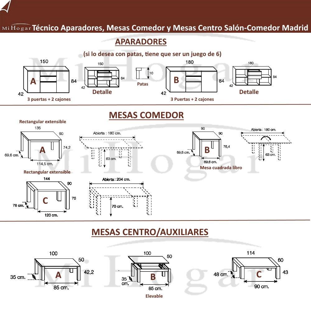 tecnico-aparadores-mesas-comedor-mesas-centro-salon-comedor-madrid