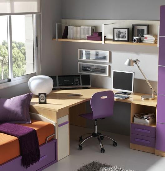 Diez ideas para reformar una habitacin juvenil  Muebles