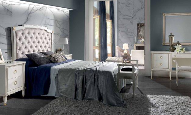 ¿Hartos de la decoración del dormitorio?