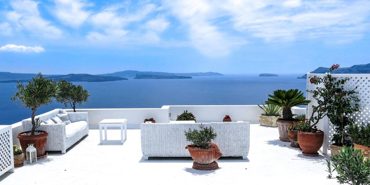 Mobiliario para tu terraza o balcón