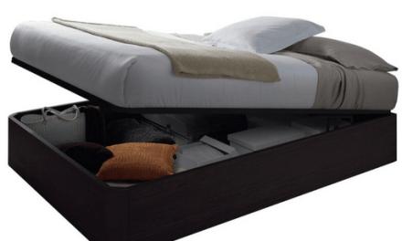 Consigue más espacio en tu habitación con nuestros canapés