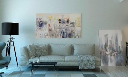 Cinco trucos para cambiar la decoración de tu salón rápidamente