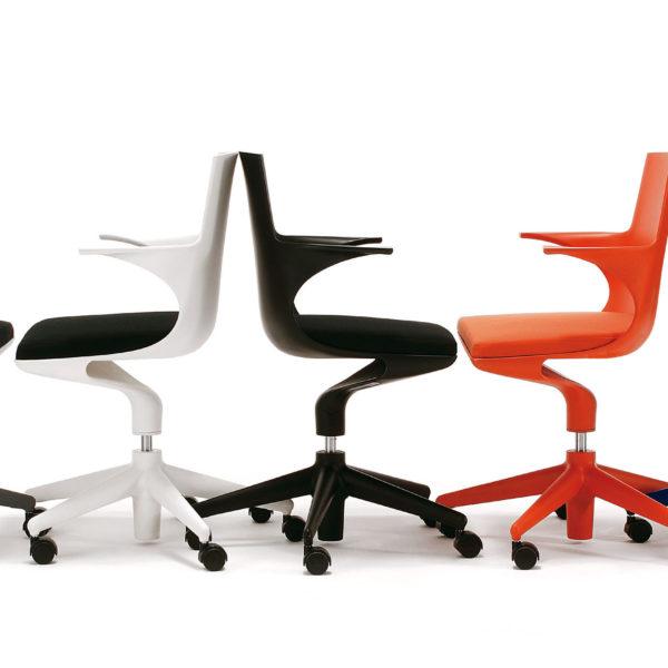Silla Modelo Spoon Chair de kartell mejor precio Muebles Syl