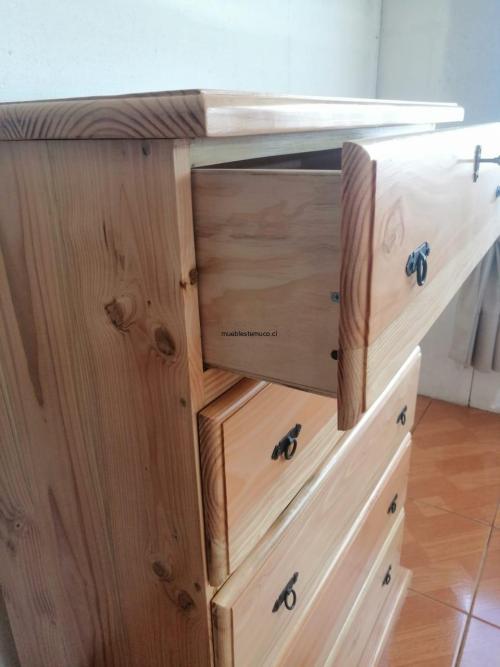 mueble comoda de madera