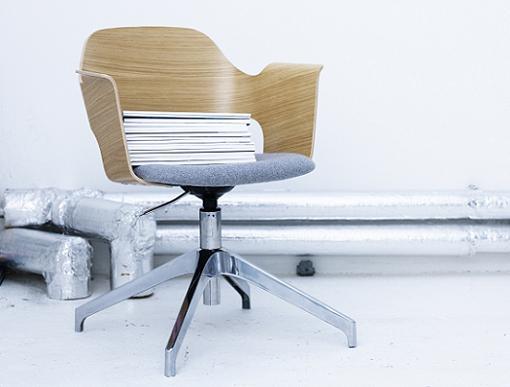 Sillas de oficina Ikea FJLLBERGET  mueblesueco