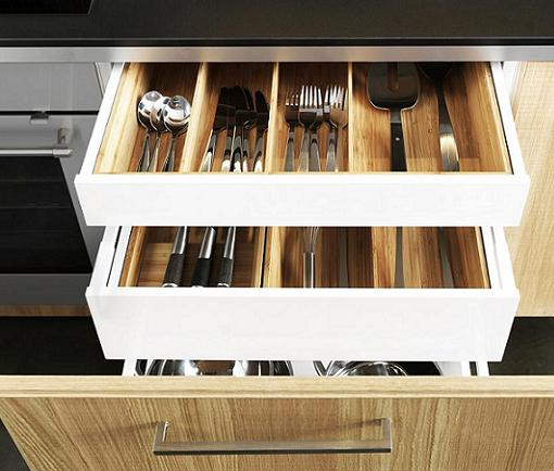 Gabinetes de cocina soluciones de esquina - Ikea accesorios cocina ...