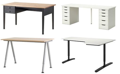 Los mejores muebles de oficina Ikea para trabajar ms a gusto  mueblesueco