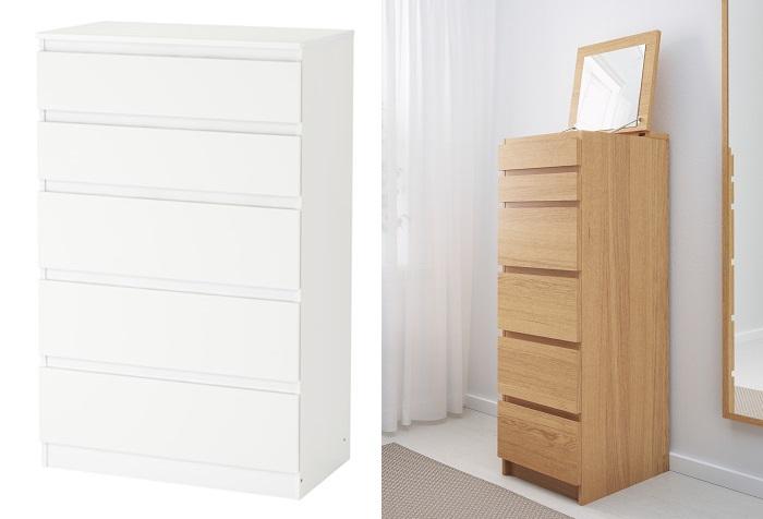 Encuentra el sinfonier Ikea ideal para tu dormitorio