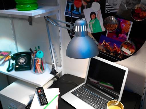 12 flexos Ikea ideales para la zona de estudio  mueblesueco