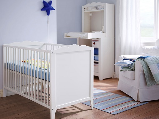 Nuevas ideas para una habitacin de beb Ikea prctica y moderna  mueblesueco
