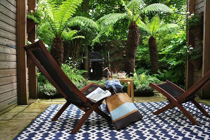 Sofs sillones y sillas de jardn Ikea para relajarte en la terraza
