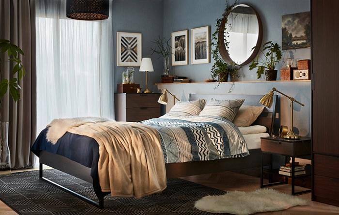 living room desings how to decorate a small apartment descubre los nuevos dormitorios ikea 2019 del catálogo más ...