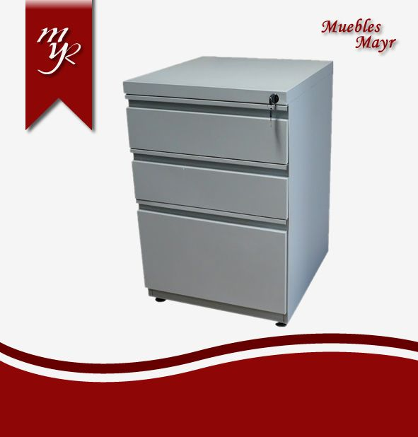 Sistemas de almacenamiento muebles mayr for Cajonera metalica ikea