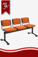 sillas de espera tandem 3 puestos sigma