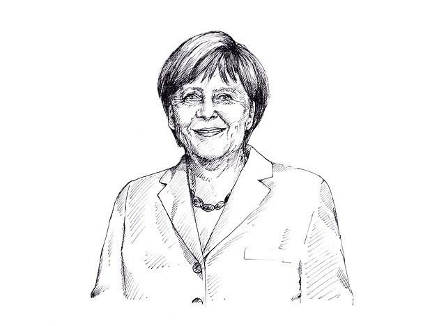 Angela Merkel's Graduation Speech in Harvard