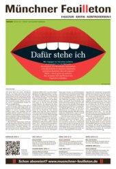 Münchner Feuilleton Ausgabe 82