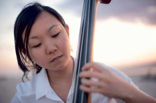 Linda Oh kommt live in die BMW Welt | © BMW Welt Jazz Award