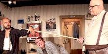 »Die Schmalspur-Gigolos« im theater ... und so fort
